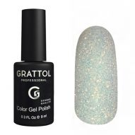 Grattol Color Gel Polish OS Оpal 01, 9 мл