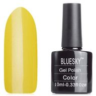 Bluesky Gel Polish Bicycle Yellow 80576 (40576), 10 мл