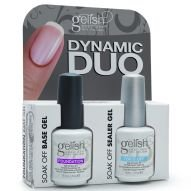 Gelish Dynamic Duo, база и топ, 2x15мл